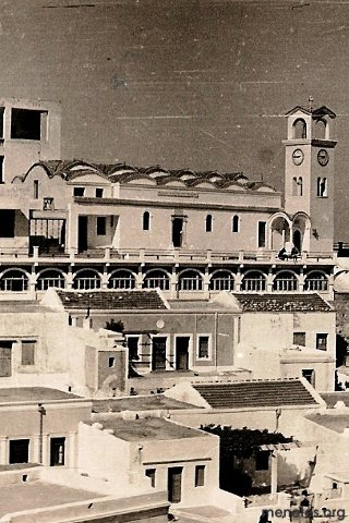 Παναγία Μενετών - 1962